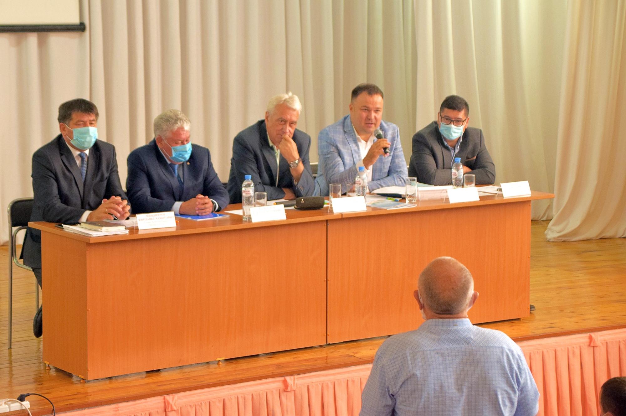 Встреча в Янауле на темы ЖКХ post thumbnail image